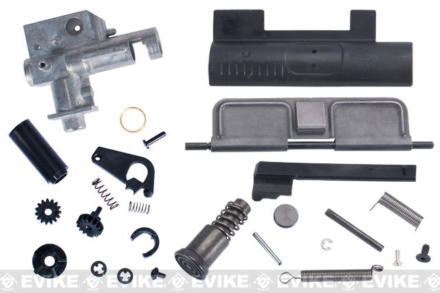 G&P M4 Receiver Spare Parts Set w/ Metal Hopup Assembly