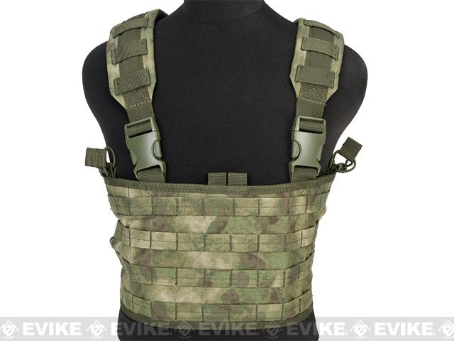 z Condor Gen.4 Tactical MOLLE OPS Chest Rig - Foliage Green A-TACS
