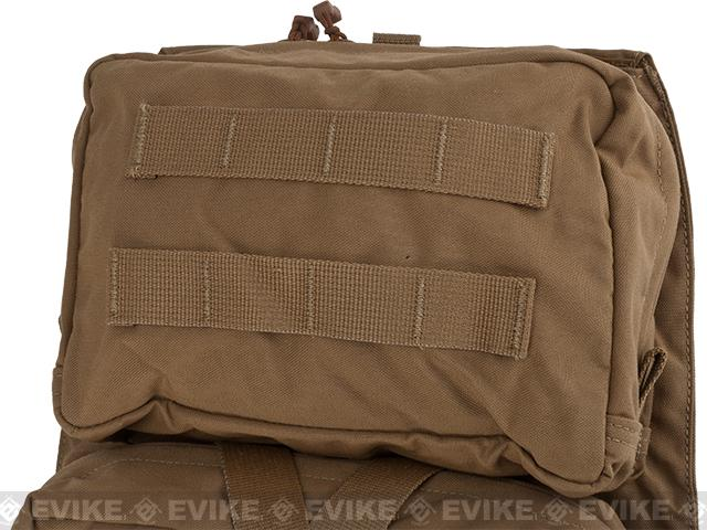 Mayflower Research and Consulting  Assault Back Panel Type 1  - Coyote Brown