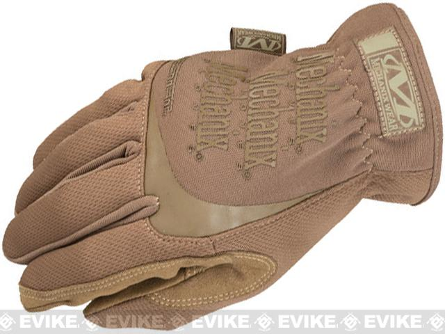 Mechanix FastFit Tactical Gloves - Coyote (Size: Medium)