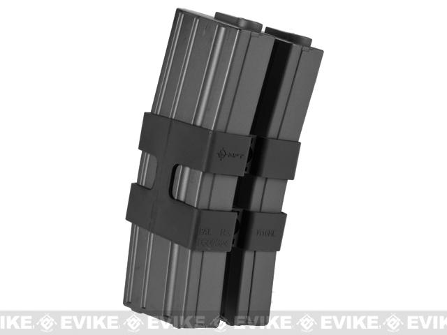 Mission First Tactical M16 Magazine Coupler - Black