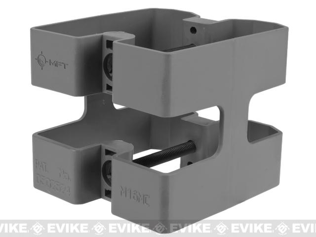 Mission First Tactical M16 Magazine Coupler - Grey