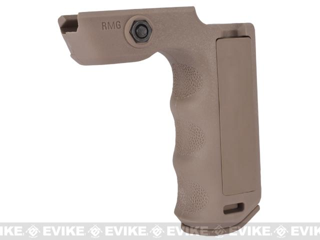 Mission First Tactical REACT Mag Grip - Flat Dark Earth