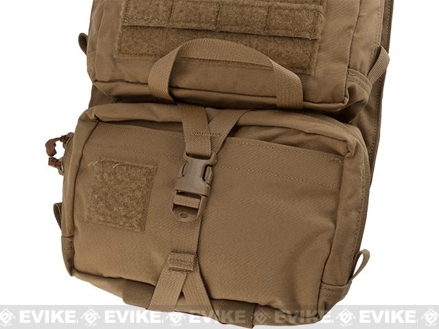 Mayflower Research and Consulting Whisper Light Assault Back Panel Type 2 - Coyote Brown