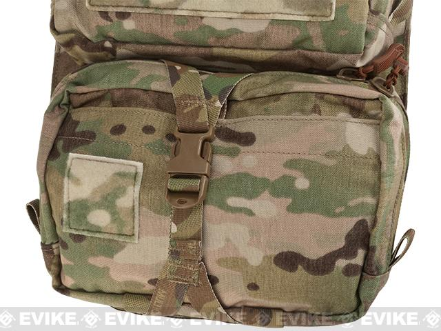 Mayflower Research and Consulting Whisper Light Assault Back Panel Type 2 - Multicam