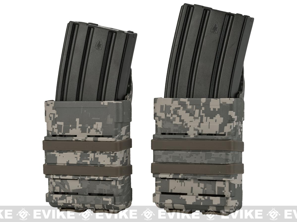 Matrix Fast Hard Shell Magazine Holster - 2x Rifle Mag Configuration (Color: ACU)