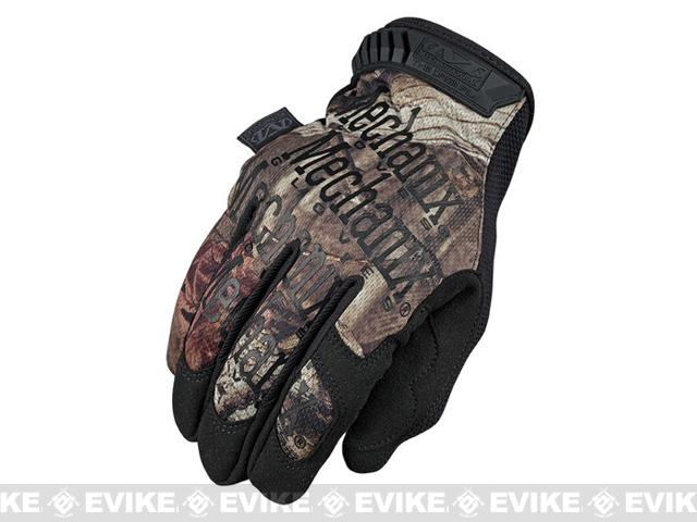 Mechanix Wear Original Mossy Oak Gloves - (Size: X-Large)