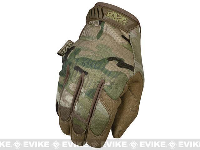 Mechanix Multicam Original Tactical Gloves - Multicam (Size: Medium)