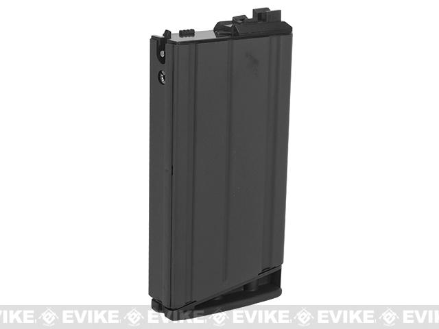 WE-Tech Magazine for MK17 Seal Custom Gas Blowback Rifles - Black