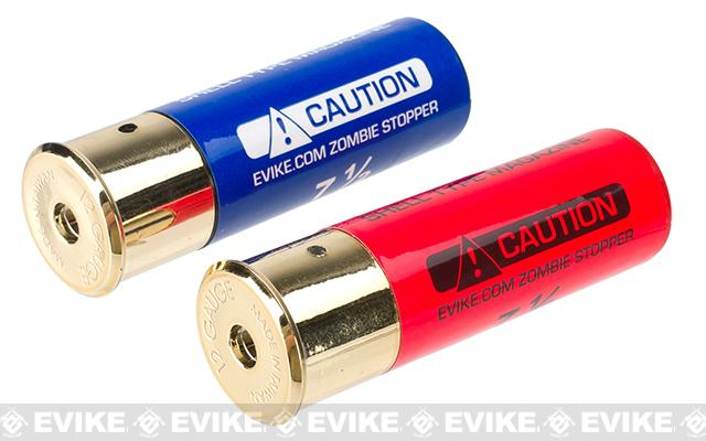 Evike Zombie Stopper 30 Round Shells for Multi & Single-Shot Airsoft Shotguns - 2 Pack
