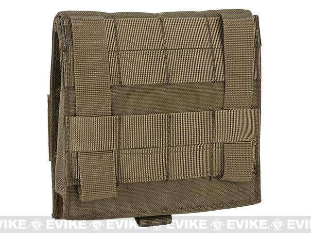 Avengers Tactical LMG / SAW (100rd 5.56x45mm) Box Magazine Pouch - Coyote Brown
