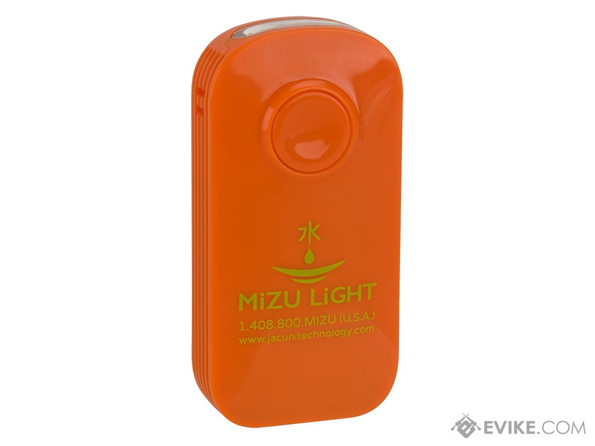 Mizu Liquid Activated 3-LED Emergency Light - (Color: Orange)