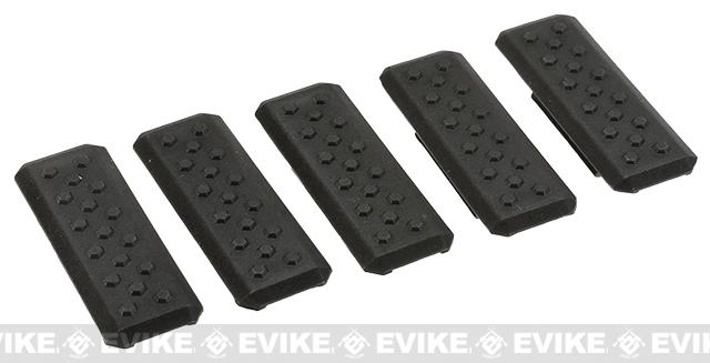 Strike Industries M-LOK Rail Covers V1 - Black