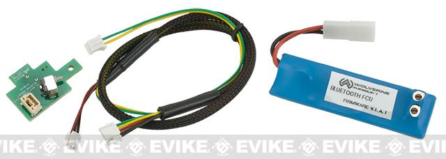 Wolverine Airsoft V2 Bluetooth Plus Wiring Set