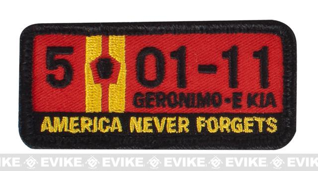 Mil-Spec Monkey 5-01-11 Patch - Fire