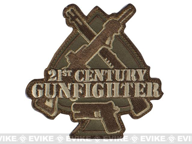 Mil-Spec Monkey 21st Century Gunfighter Patch - Multicam