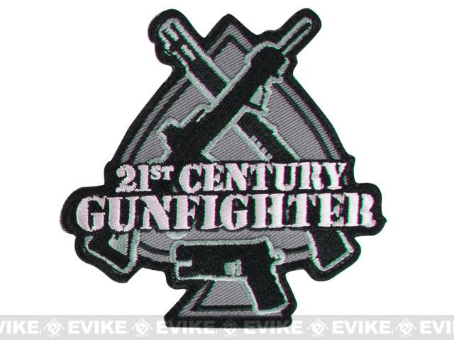 Mil-Spec Monkey 21st Century Gunfighter Patch - SWAT