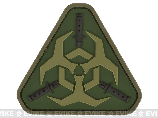 Mil-Spec Monkey Outbreak Response Team PVC  Patch - Multicam
