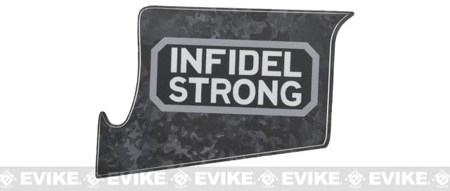 z US NightVision Rapid Wraps™ Mil Spec Monkey Magwell Slaps - Infidel Strong