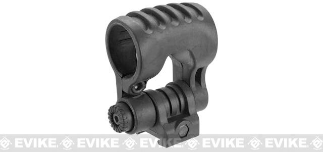 Element Adjustable Tactical Light Mount - Black