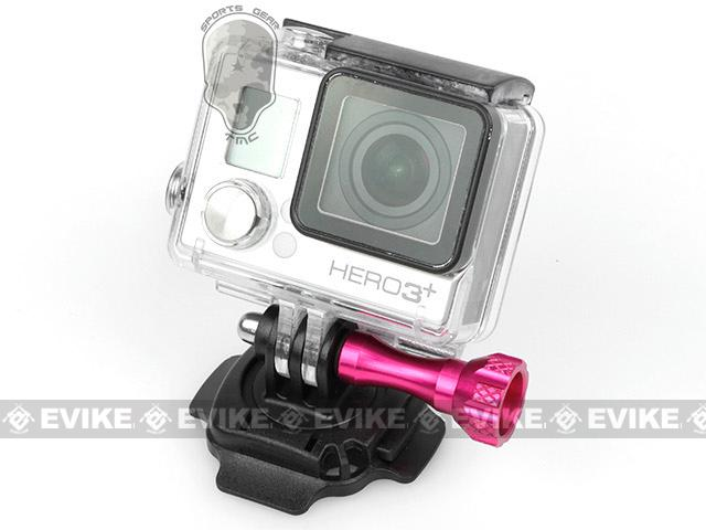 TMC 360 Degree Helmet Mount for GoPro Hero3 & 3+ Camera