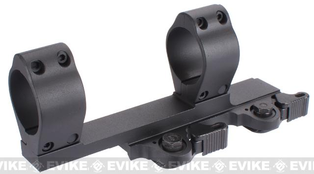 Matrix Tactical 30mm SPR Type QD Double Scope Mount