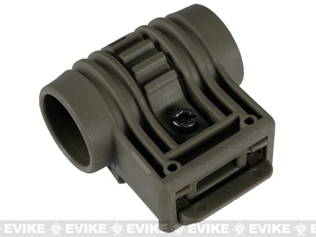 Element Tactical Flashlight / Laser Weaver QD Mount - OD Green