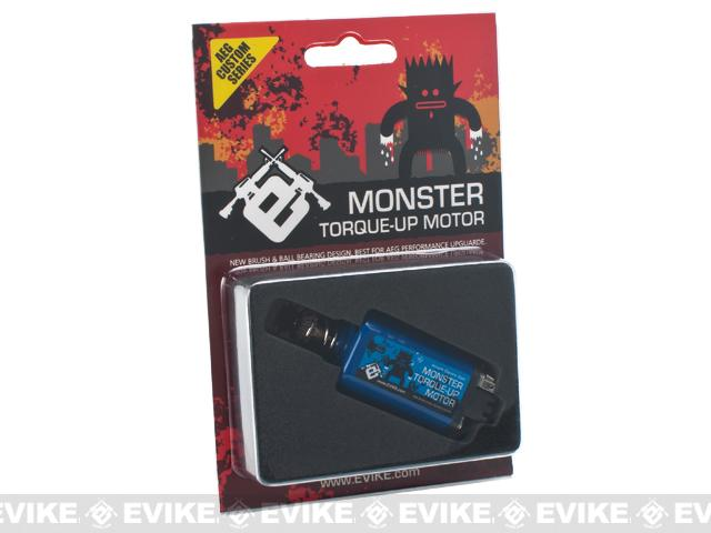 Evike Monster Torque-Up High Performance Airsoft AEG Motor - Short Type
