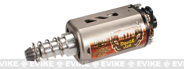 G&P M170S Devil Jet Airsoft High Torque Custom AEG Motor - Long Type