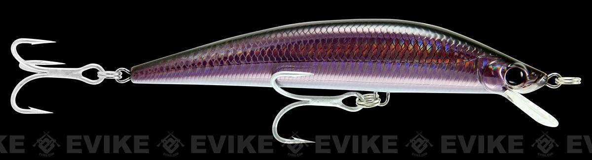 Savage Gear Manic Prey 4 1/2  Shallow Diving Hard Lure - Deep Purple  (3/4 OZ)