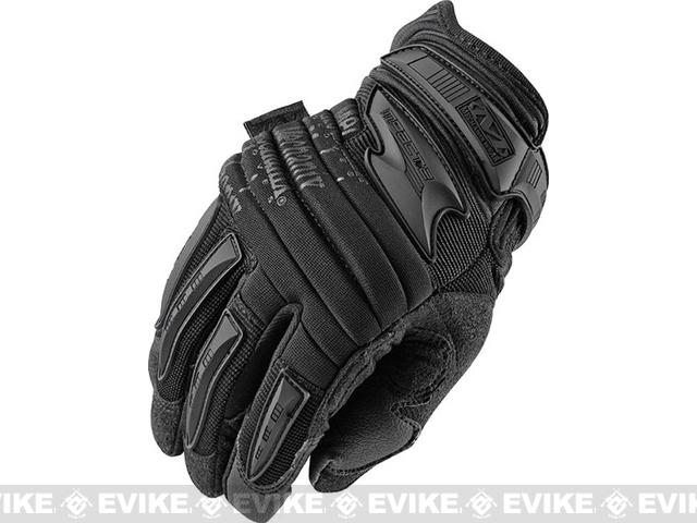 z Mechanix Wear M-Pact 2 Gloves - Black (Size: Small)