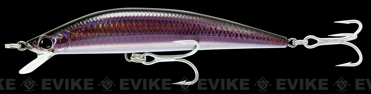 Savage Gear Manic Prey 4 1/2 Deep Diving Hard Lure - Deep Purple (1 OZ)