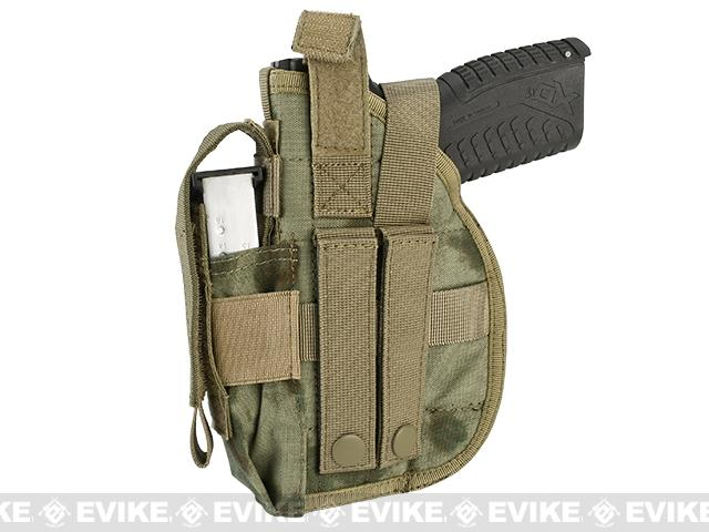 Avengers MOLLE Tactical Pistol Holster - Arid Foliage