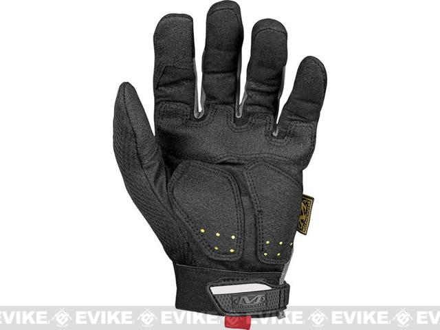 Mechanix Wear M-Pact Gloves - Black/Grey (Size: Small)