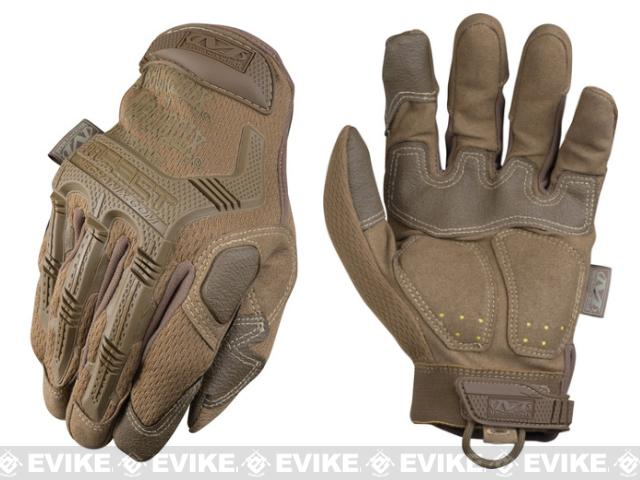 Mechanix Wear M-Pact Gloves Ver.2 - Coyote (Size: Large)