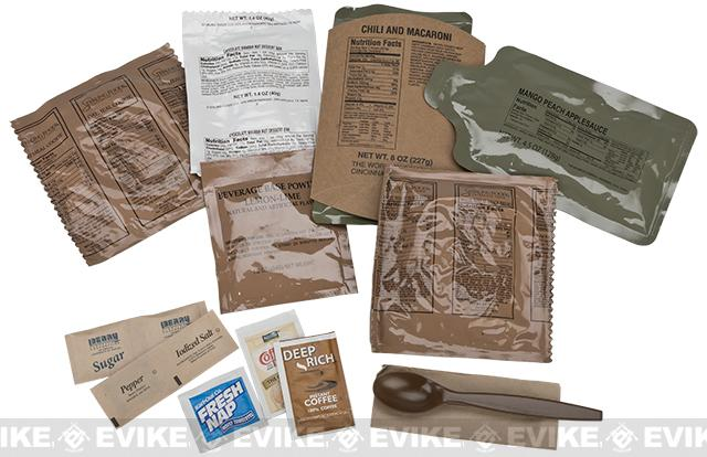 Evike.com Bug Out Bag / Survival Essentials - 12 Hour Bag (Color: Tan)