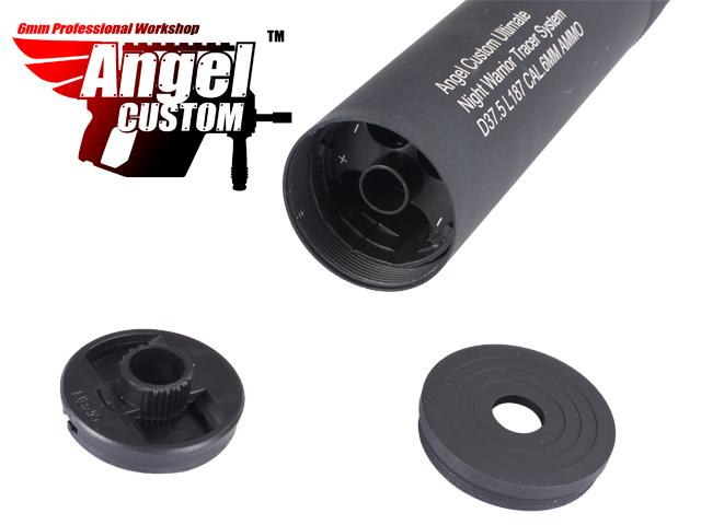 z Angel Custom Gen.2 Ultimate Night Warrior Airsoft Auto Tracer System (14mm-)