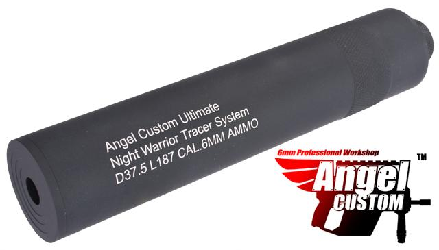 Angel Custom Gen.2 Ultimate Night Warrior Airsoft Auto Tracer System (14mm-)