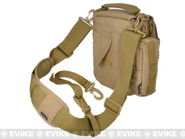 Hazard 4 Sidekick Tonto Concealed Carry Mini-Messenger Bag - Coyote