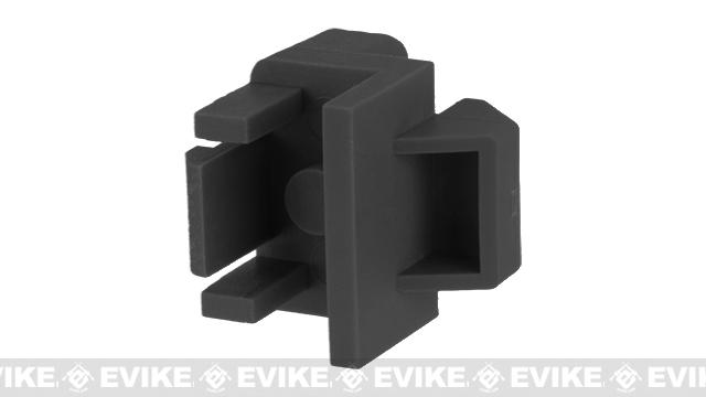 WE-Tech Stock Locking Latch for MSK Series Gas Blowback Rifles - Black (Part #119)