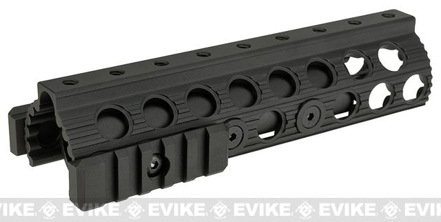 G&P Railed Handguard for G&P Matrix Marui and compatible M870 Airsoft Shotgun