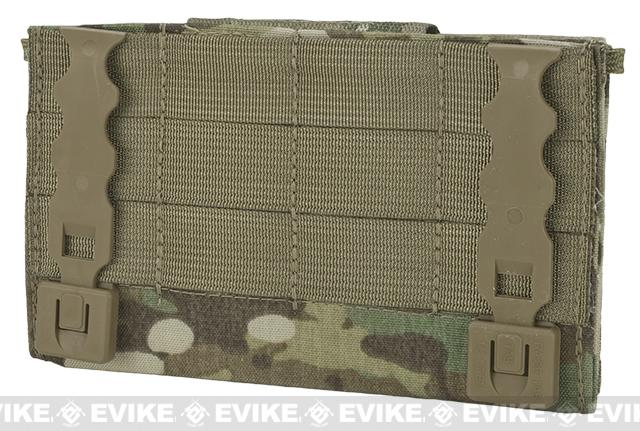 MilSim West MOLLE  Phone Chest Desk - Multicam