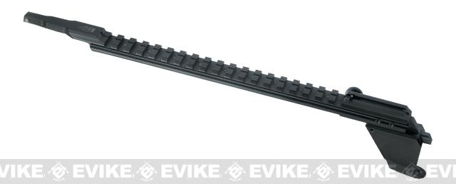 UTG PRO Tactical QD Low-Profile Rail System for AK47 Series Airsoft Rifles