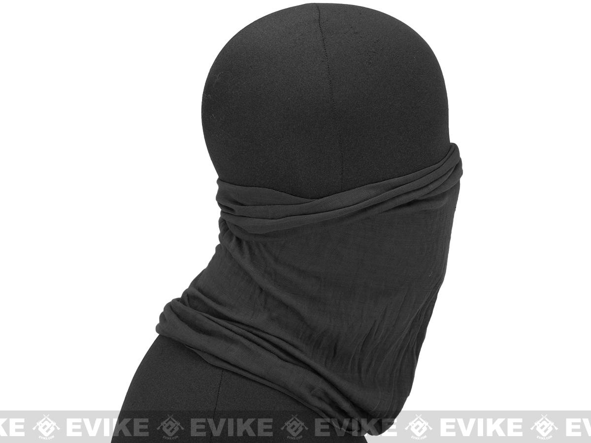 Matrix Multi-Purpose Tactical Head Wrap - Black