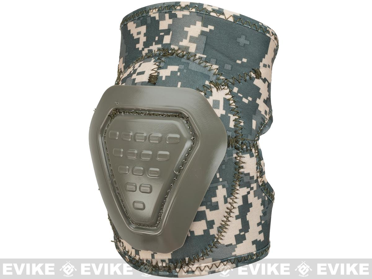 Matrix Bravo Advanced Neoprene Tactical Knee and Elbow Pad Set (Color: ACU)