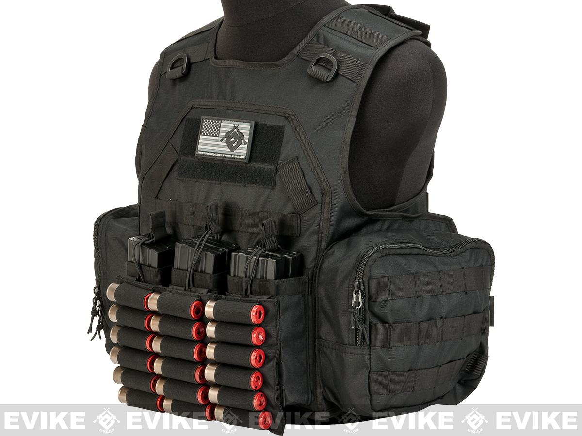 Matrix MTS Commando / Infantry Ammo Vest - Black