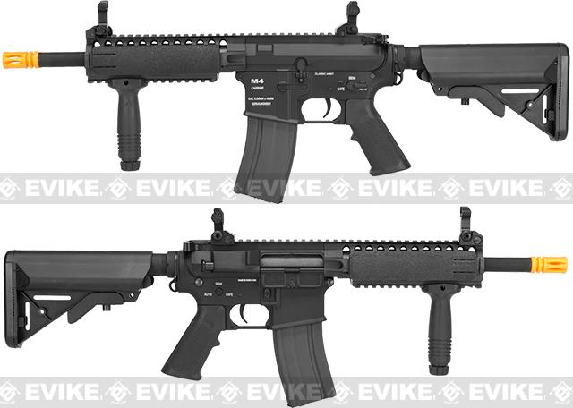 Classic Army Polymer  EC-1 Airsoft AEG Rifle - Black