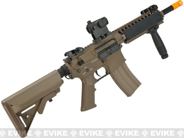 Pre-Order ETA October 2016 Classic Army Polymer  EC-1 Airsoft AEG Rifle - Dark Earth