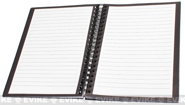 Spiral Bound Tactical Notebook - Grenade