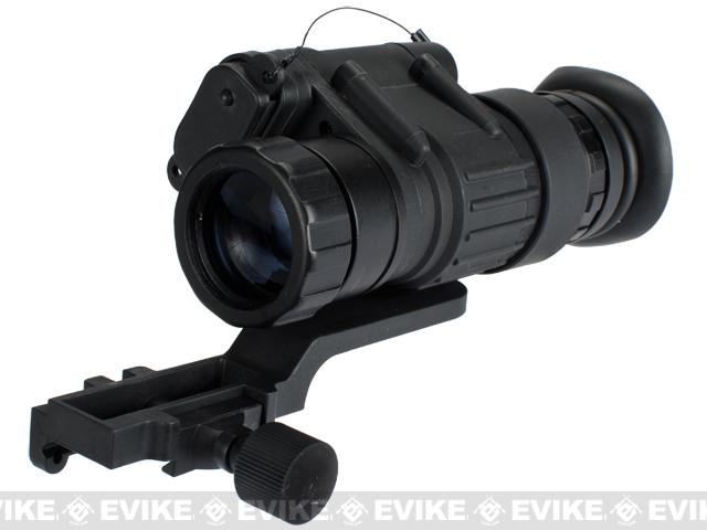 Pre-Order ETA June 2015 PV1010 2X Magnification Airsoft Night Vision Scope